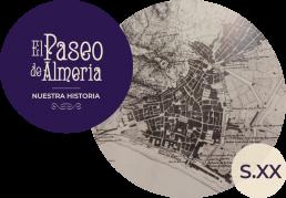 El Paseo de Almería S.XX