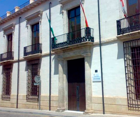 Casa Palacio de los Marqueses de Cabra en Almería