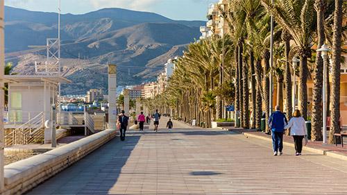 Clima en Almería Turismo