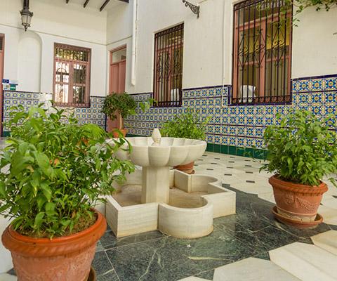 Colegio la Purisima (UNED) Turismo de Almería