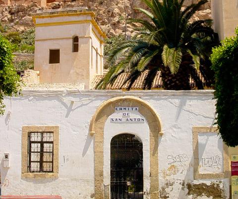 Ermita de San Antón, Almería