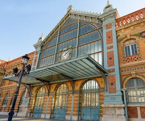 Estación del Ferrocarril de Almería