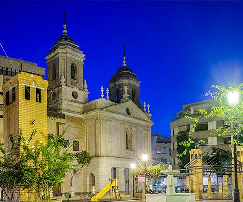 Iglesia de San Pedro en Almería