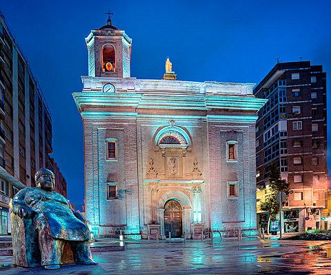 Iglesia de San Sebastián en Almería