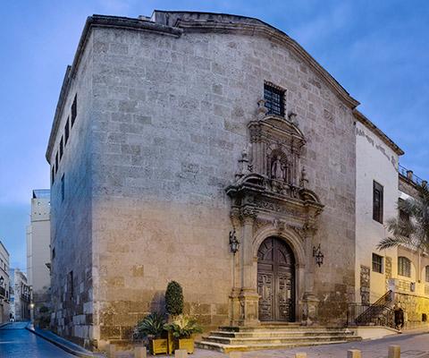 Convento de las Claras en Almería