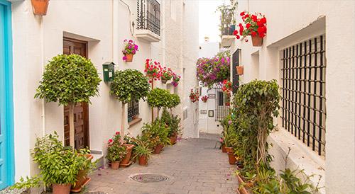Mojacar, turismo de Almería