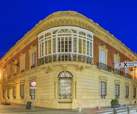 Palacio Juan Lirola, diputación de Almería - Turismo