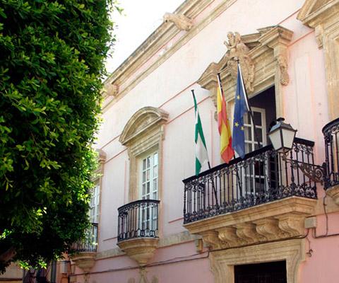 Palacio de los Vizcondes del Castillo Almansa