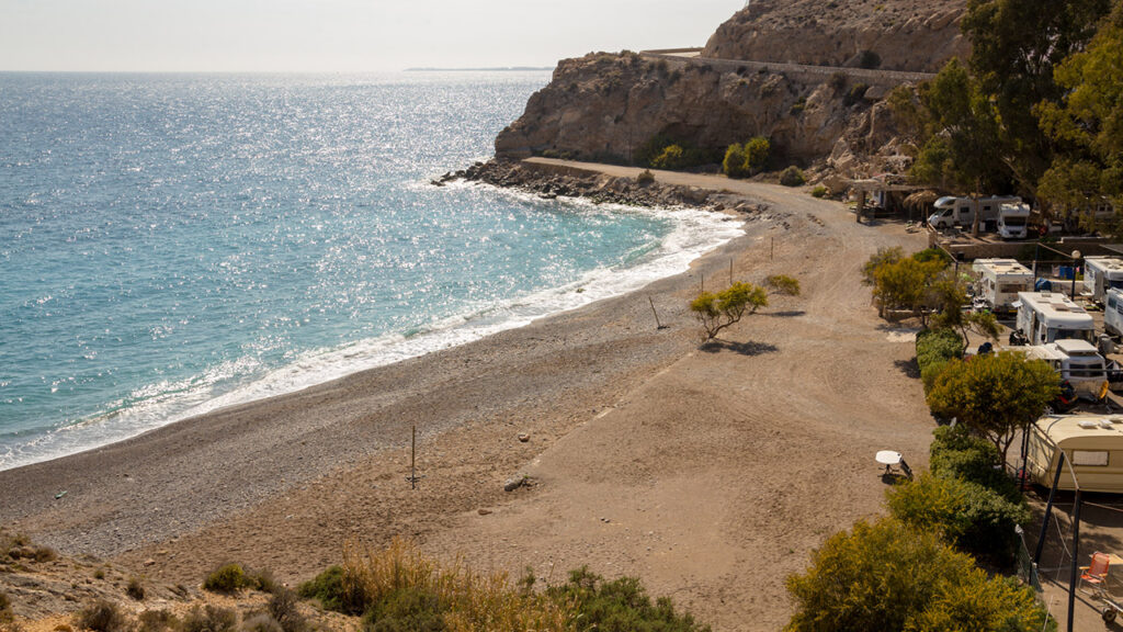 Playa La Garrofa
