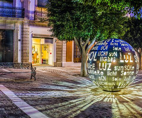 Plaza Careaga, turismo de Almería