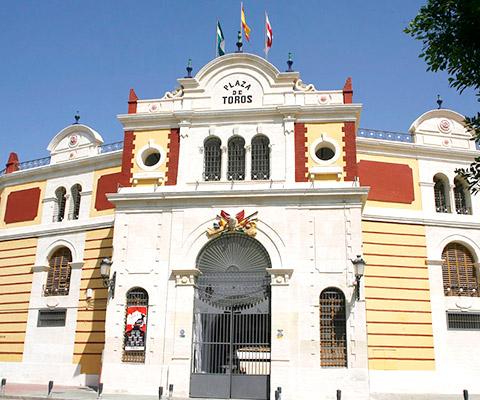 Plaza de Toros de Almería
