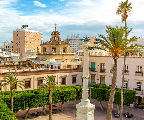 Plaza de la Constitución o plaza Vieja de Almería