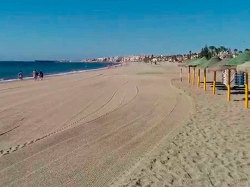 Roquetas de Mar, Turismo de Almería