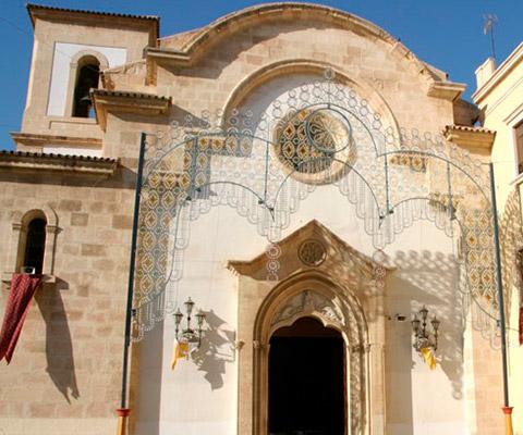 Virgen del Mar de Almería