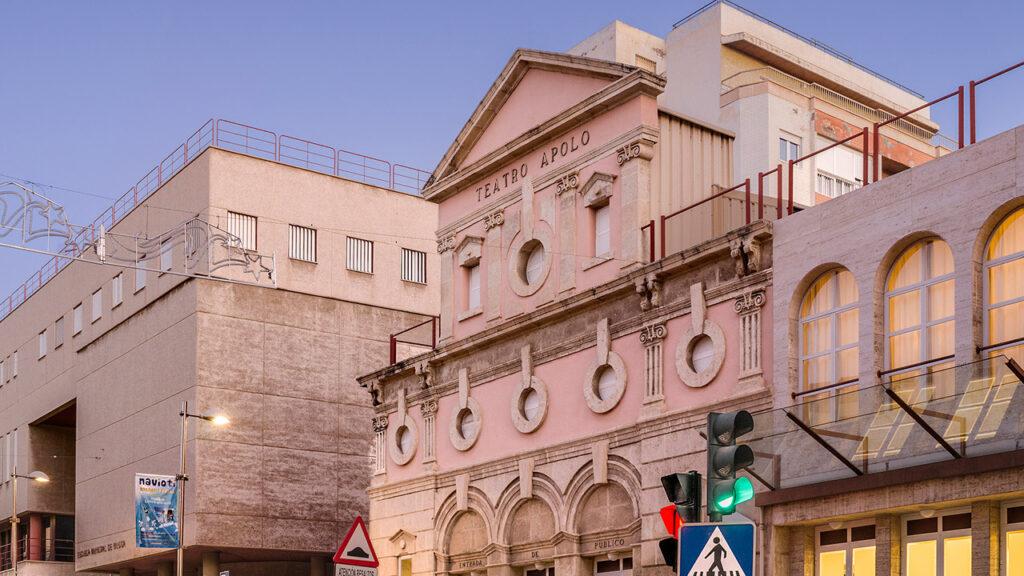 Teatro Apolo, Turismo Almería