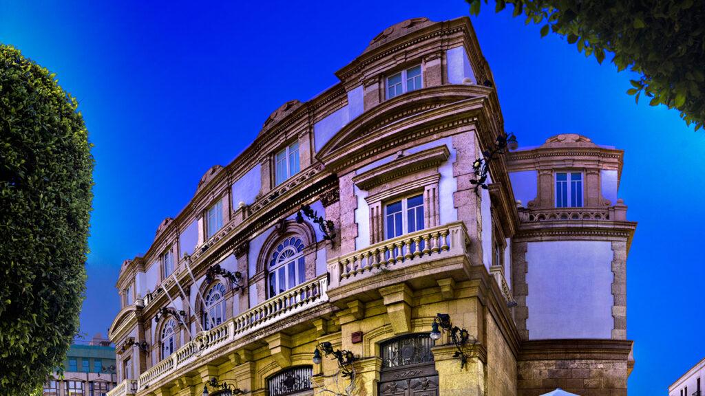 Motivo temático Teatro Cervántes Turismo Almería