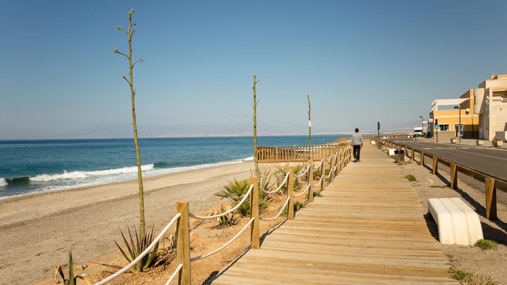 Playa de Monteleva