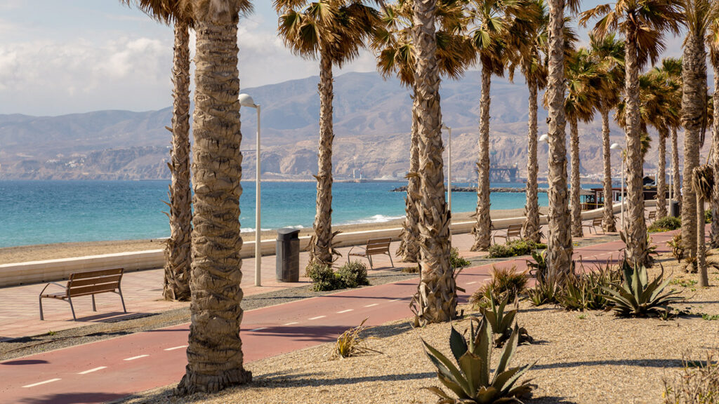 Playa de Nueva Almería