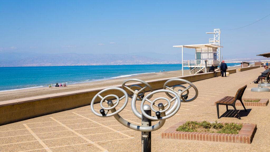 Playa de San Miguel de Cabo de Gata