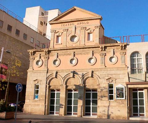 Teatro Apolo Turismo de Almería