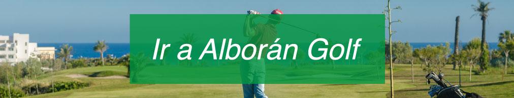 Alboran Golf de Turismo en Almería