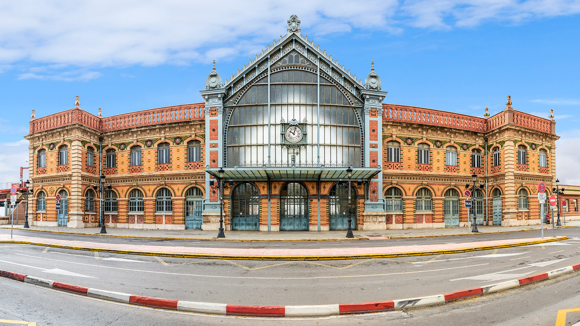 Estación Ferrocarril