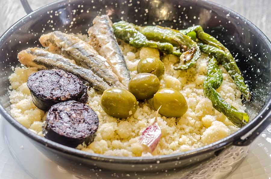 Trigo de Almería