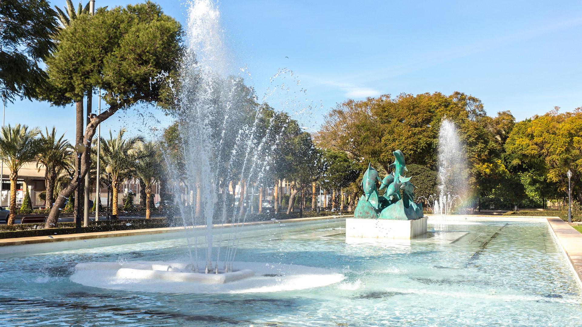 Parque Nicolás Salmerón