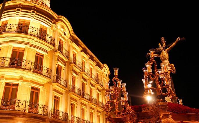 Almería en Semana Santa