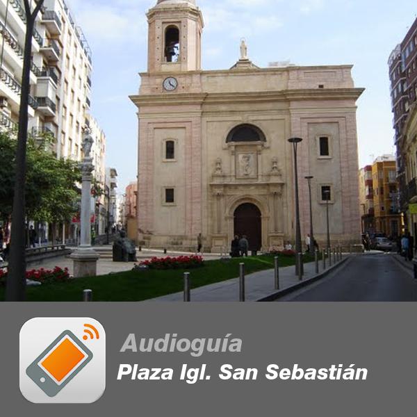 Plaza e Iglesía de San Sebastián