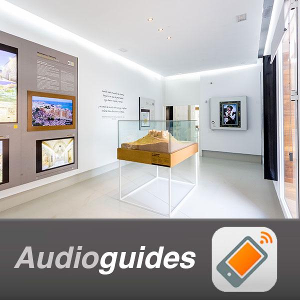 Audioguías - Audioguides