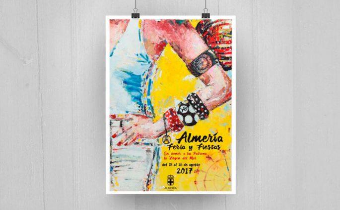 cartel feria almeria