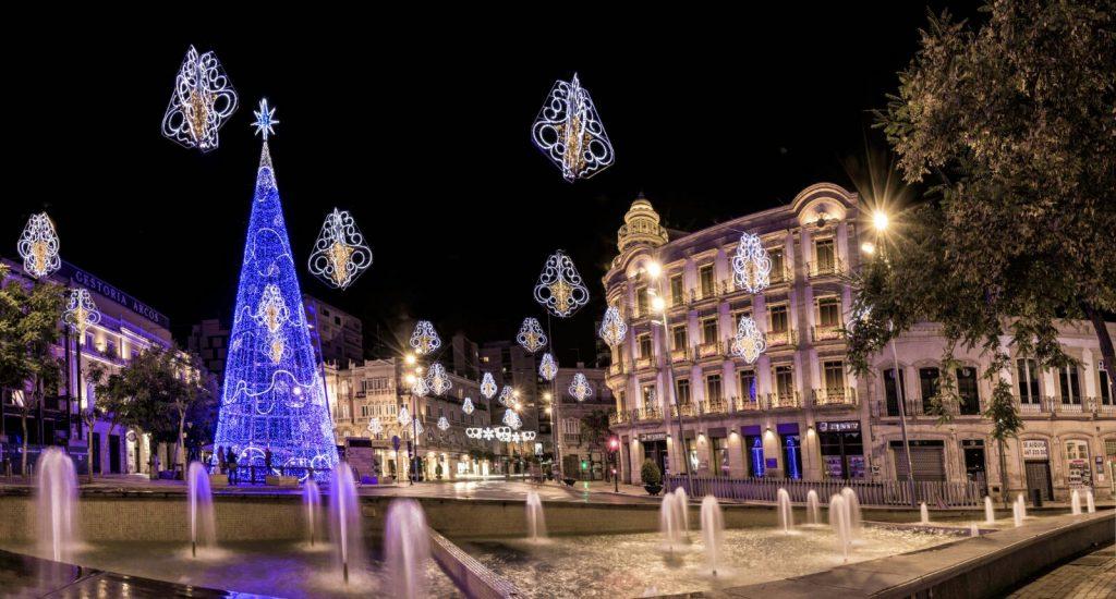 Almería en Navidad - Familia