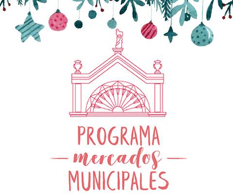 Programa Mercados Municipales