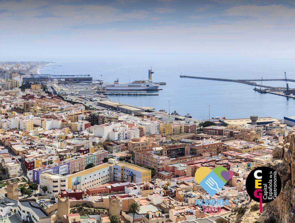 Almería: Huerta y Mar