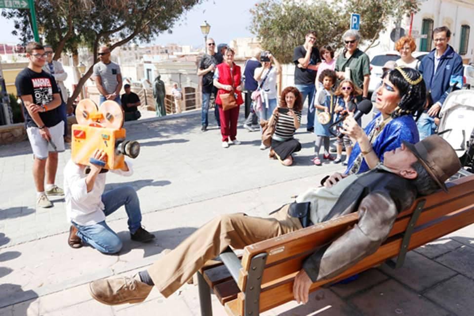 'Almería es de Cine' Visita Teatralizada - Turismo de Almería