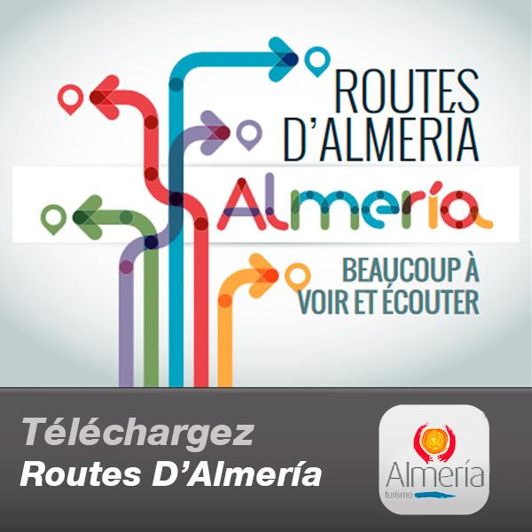 Routes D'Almería
