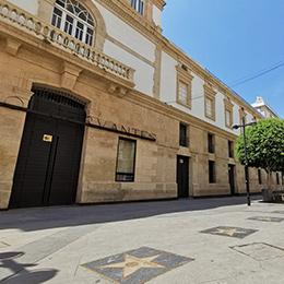 Paseo de la fama Almería