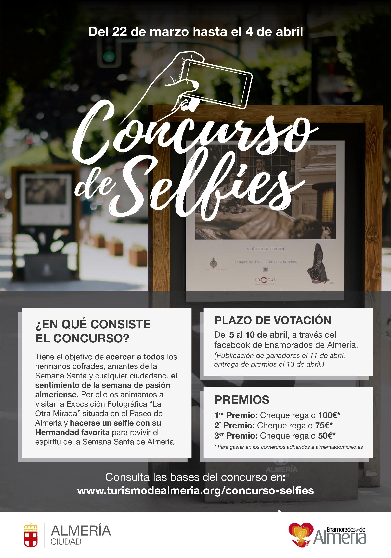 Concurso selfies - Turismo Almería